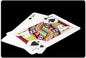 blackjack-hand